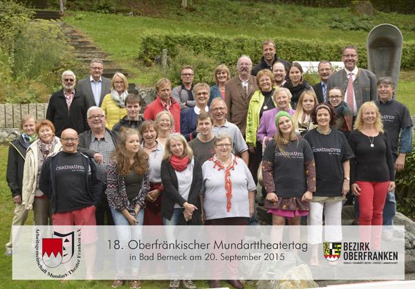 Gruppenfoto Bad Berneck